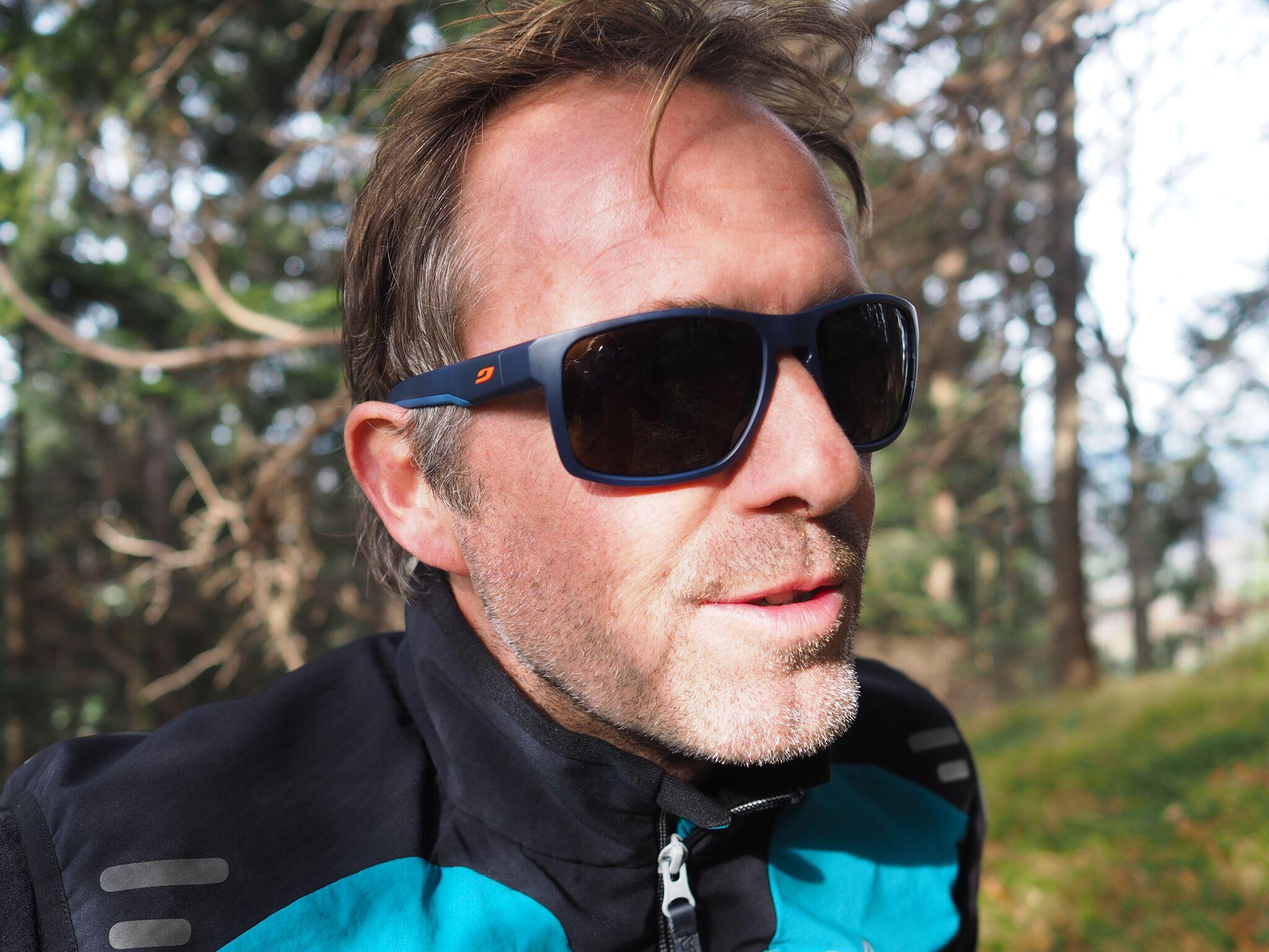 Gletscherbrille Shield Experience von Julbo