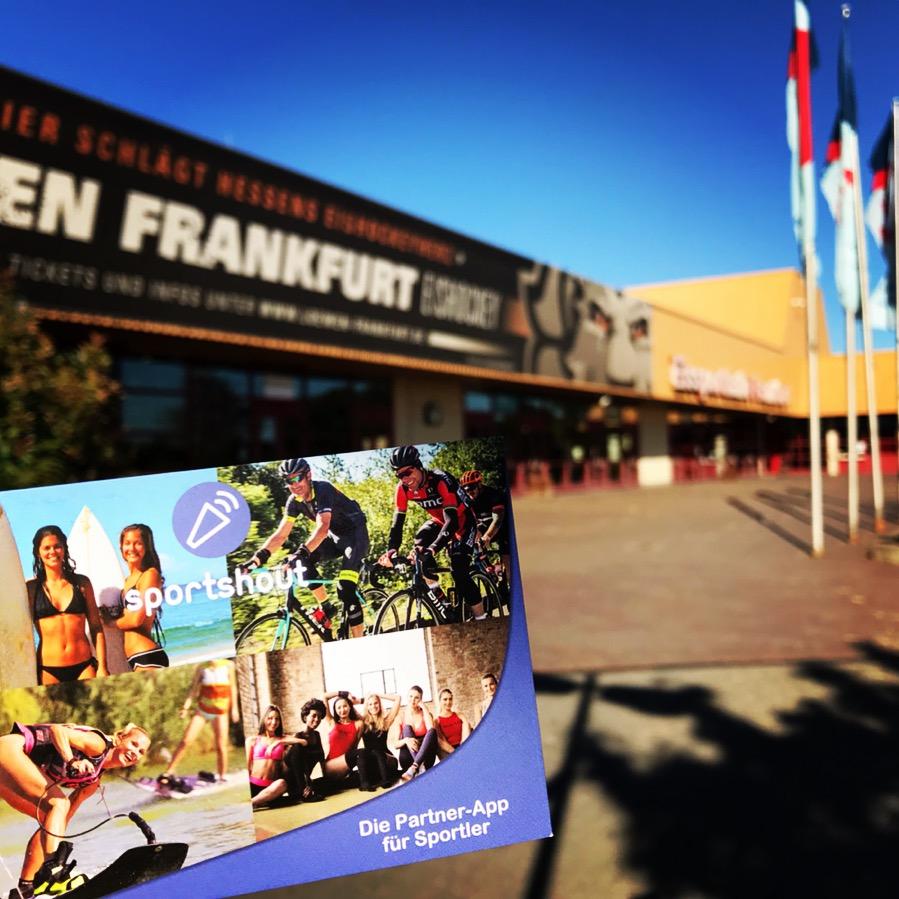 Wir lieben Eishockey und die Frankfurter Löwen