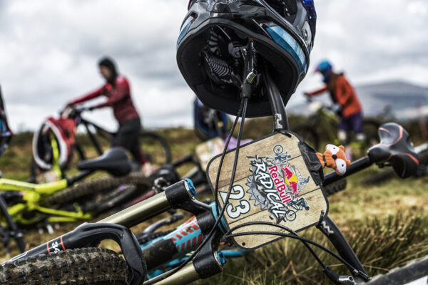 Detail shot at Red Bull Fox Hunt in Machynlleth, Wales, UK on 30th September 2018 // Leo Francis/Red Bull Content Pool // AP-1X2HY4BU92111 // Usage for editorial use only //