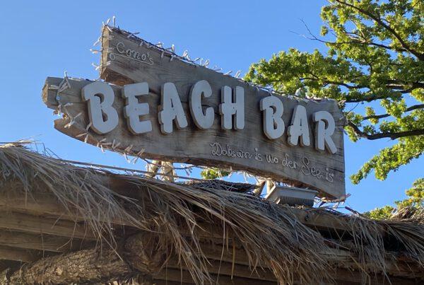 Strandbad & Beach Bar Übersee