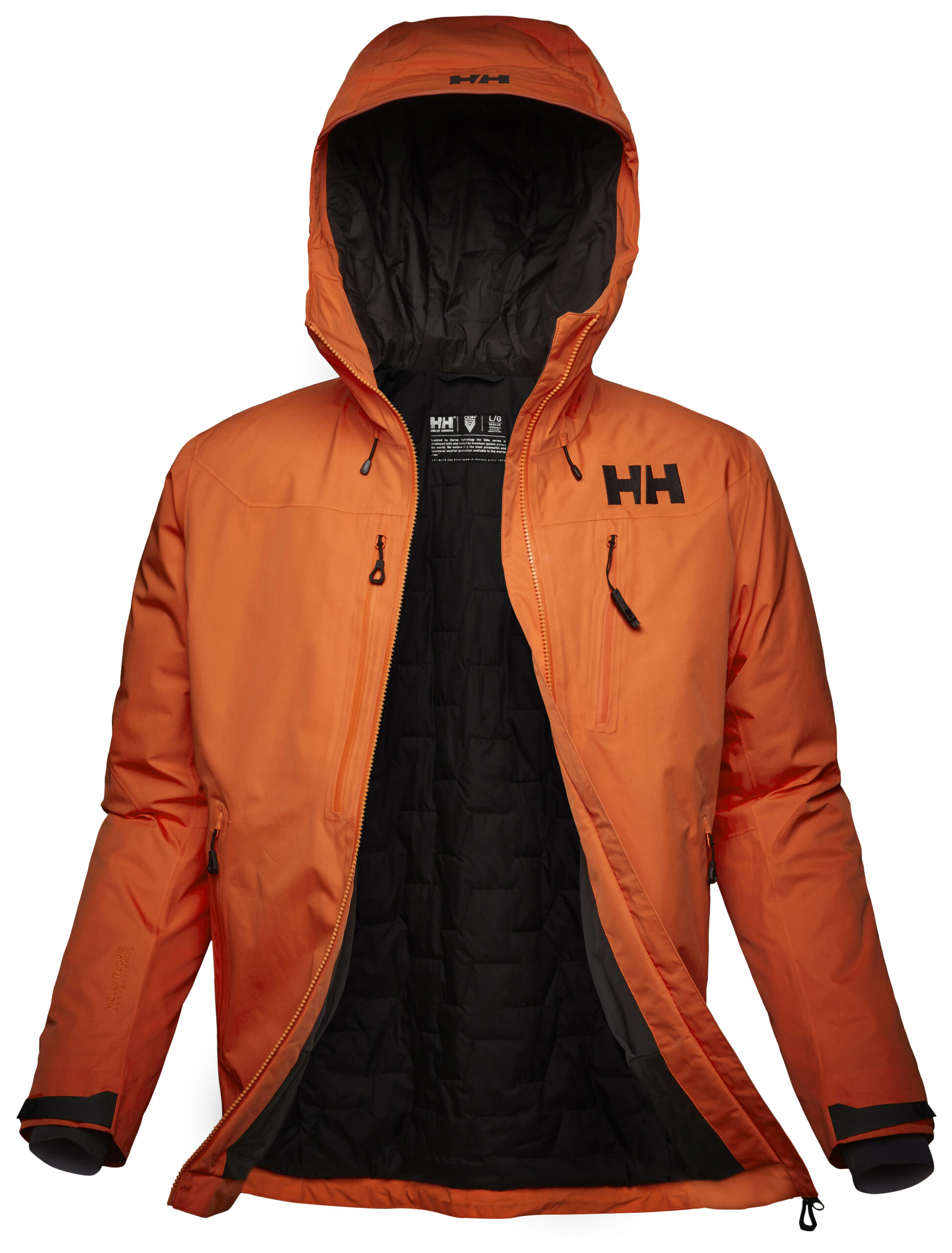 Helly Hansens neues Odin Infinity Insulated Jacket